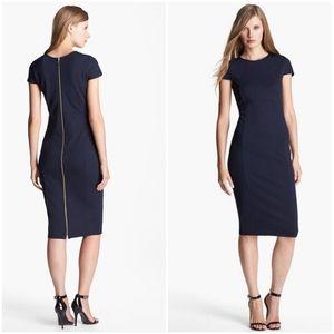 FELICITY & COCO SEAMED  PENCIL DRESS